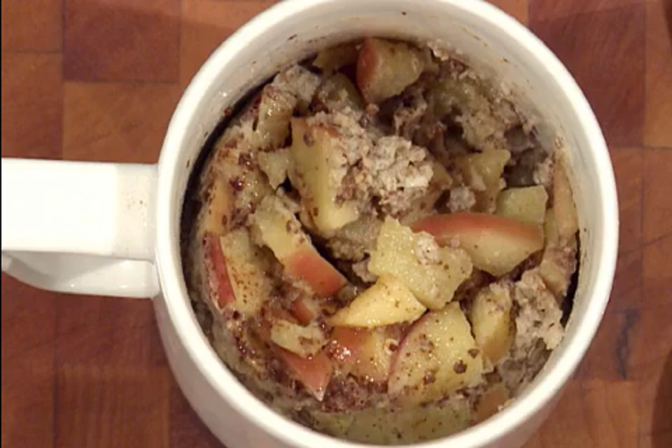 Apple Oatmeal Custard-resized