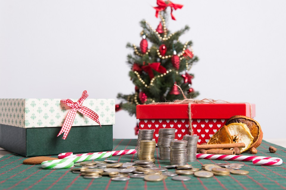 Budgeting for Christmas.