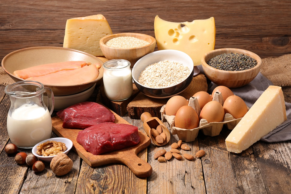 What Foods Are High In Phenylalanine
